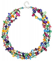 Ketting - Multi Color Splash