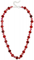 Collar - Funky Red