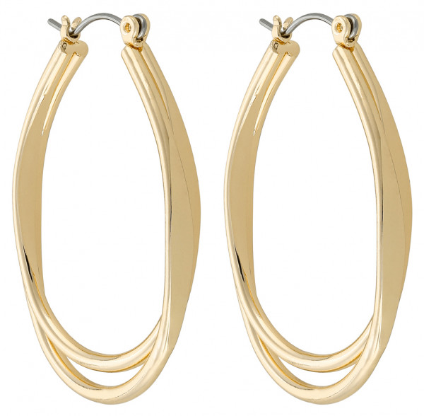 Creoli - Fancy Gold Oval Shape