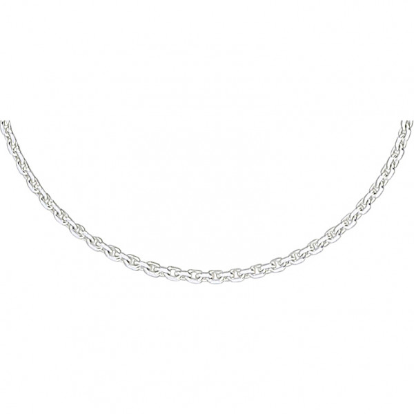 Necklace - Silver Glance