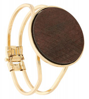 Brazalete - Wooden Circle