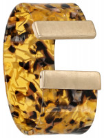 Armband - Yellow Marble