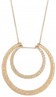 Collier - Twice Gold