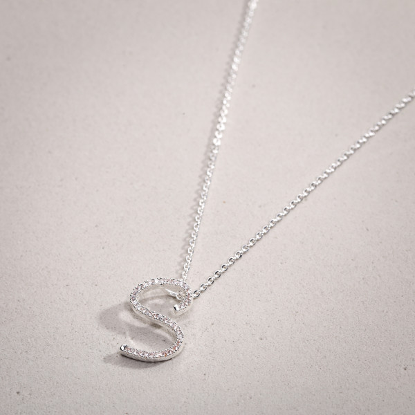 Ketting - Sparkling S