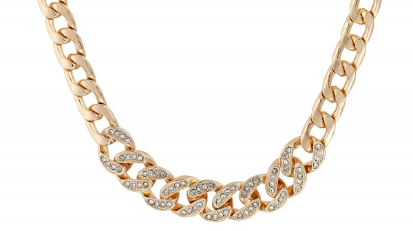 Collier - Shimmering Golden