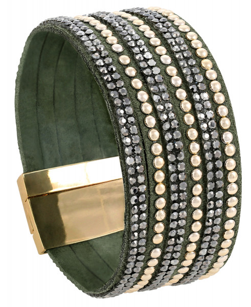 Armband - Sparkling Green