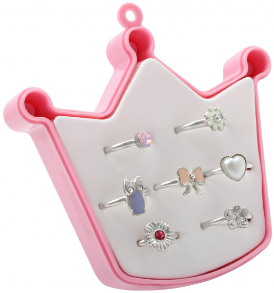 Set de anillos - Girly