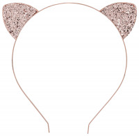 Cerchietto - Cat Ears