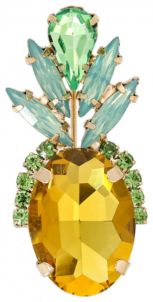 Broche - Sparkling Pineapple