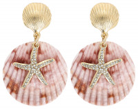 Pendientes - Shell Catcher